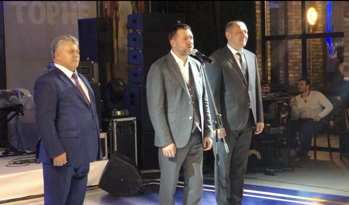 Дмитрий Саблин поздравил Анатолия Бибилова