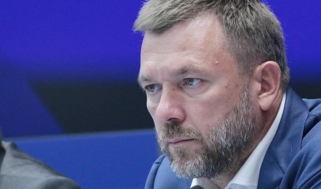 Законодательная инициатива Дмитрия Саблина прошла первое чтение в ГД