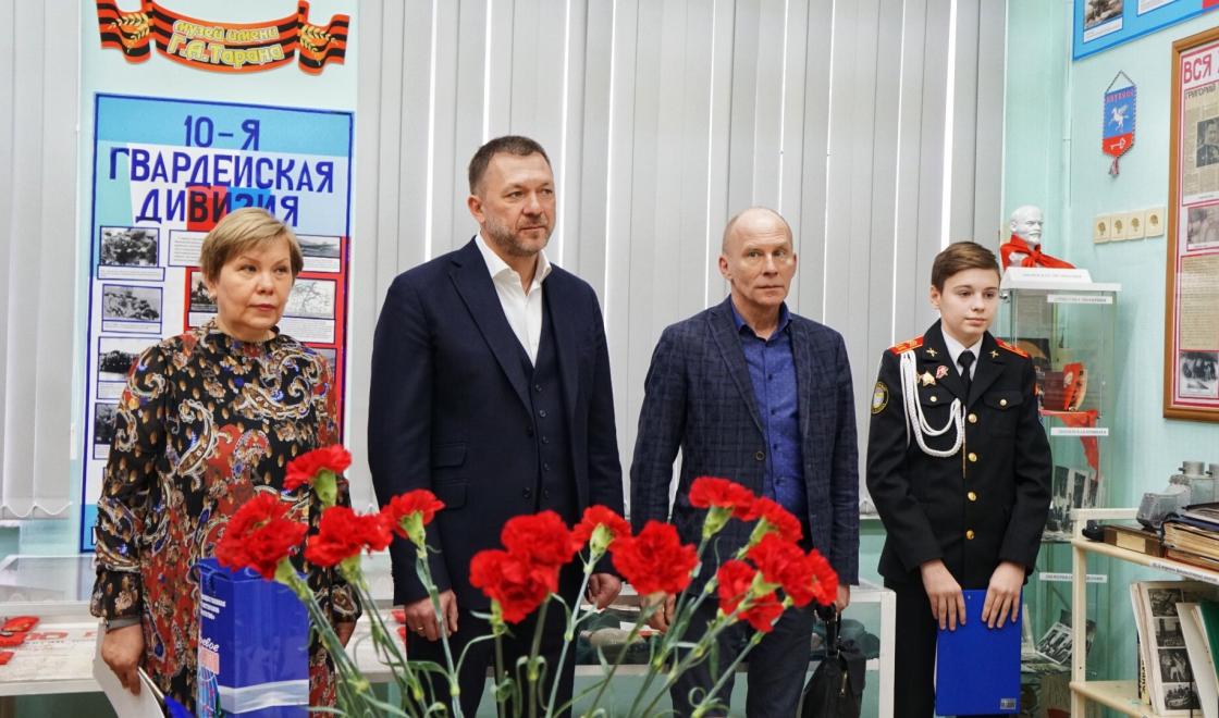 Дмитрий Саблин в районе Внуково