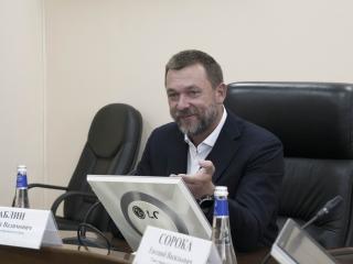 Дмитрий Саблин в Солнцево